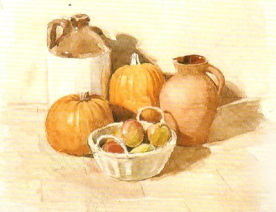 натюрморт цветными карандашами ...: arnika-art.ru/iskusstvo-risovaniya-i-zhivopisi-vypuski-6-10