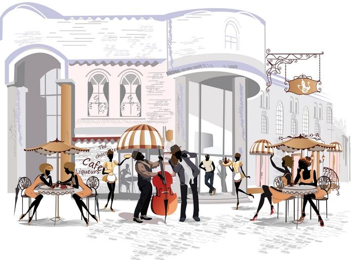 Потрясающий дизайн интерьера салонов красоты