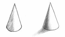 Трехмерные фигуры и тени