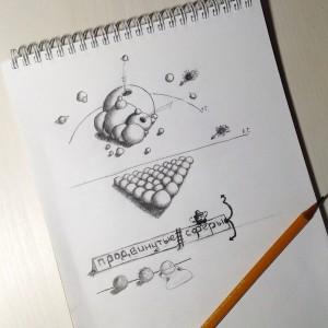 рисунок сфер