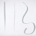 рисование угольным карандашом