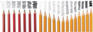 твердость карандашей