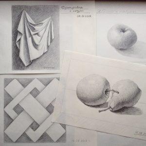 мои рисунки карандашом