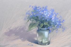 натюрморт пастелью. Ирина Климова